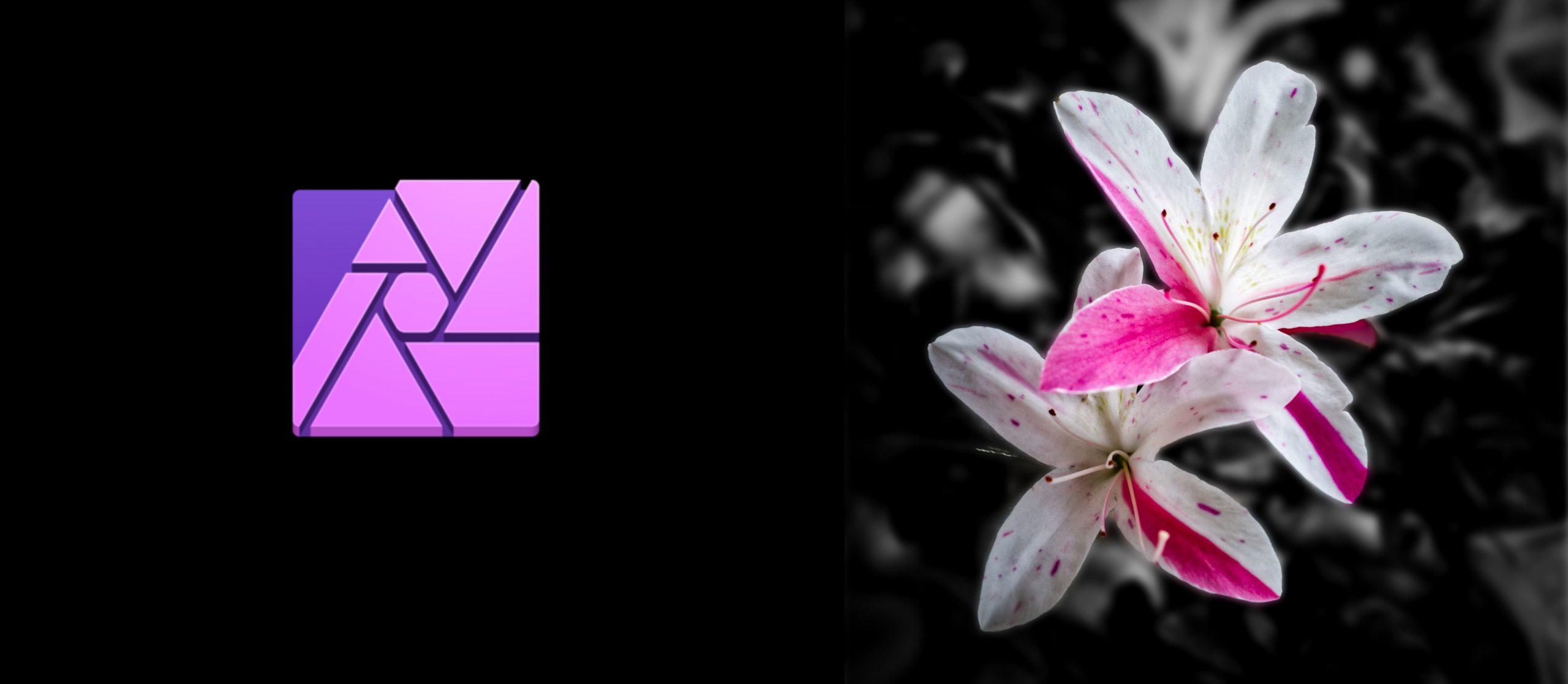 Affinity Photo – mit Masken und Filtern arbeiten