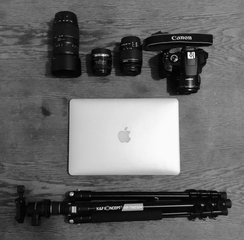 Was DU wirklich zum Fotografieren brauchst
