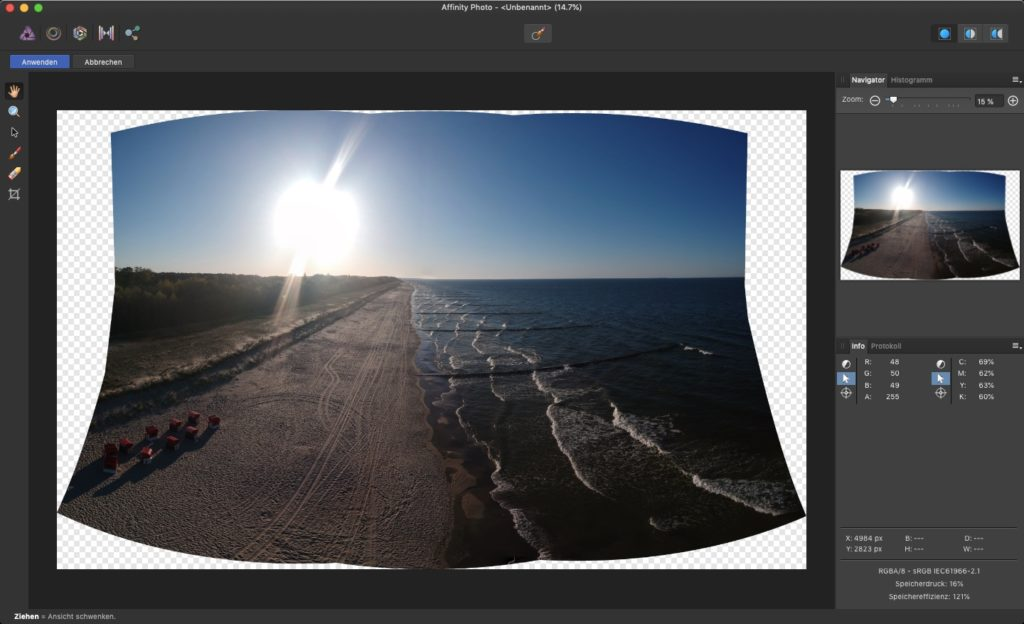 Erstelle dein eigenes Panoramabild - Tipps und Tricks